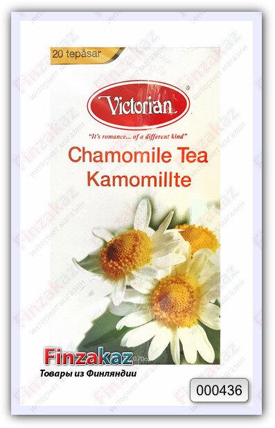 Чай Victorian (с ромашкой) 20 шт