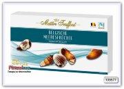 "Шоколадные конфеты Maitre Truffout Pralines ""Морские ракушки"" sea shells 500 гр"
