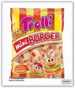 Жевательный мармелад Trolli Mini Burger 170 гр