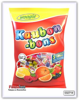 Жевательные конфеты Woogie 500 гр