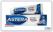 Зубная паста комплексная защита Astera Active+ Total Fresh Mint 100 мл