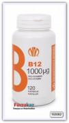 "Усиленная формула витамина B12 ""Natura Media B12 1000 µg"" 120 кап"