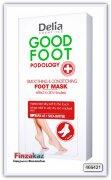 Маска для ног Delia Cosmetics Good Foot Podology Разглаживающая и кондиционирующая 10 мл