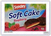 Печенье Sondey (малина) 300 гр