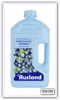 Гель для стирки Rusland (карельская черника) 2,5 л