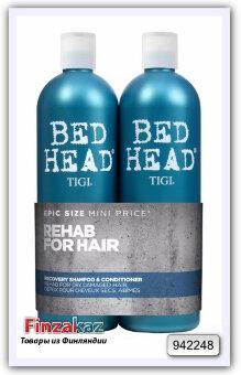 Шампунь и кондиционер Tigi Bed Head Recovery 1,5 л