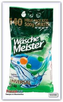 Стиральный порошок для стирки белого белья Washing powder WascheMeister 10,5 кг