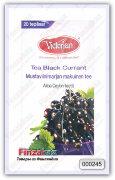 Чай Victorian (чёрный с чёрной смородиной) 20 шт
