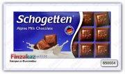 Шоколад Schogetten (молочный) 100 гр