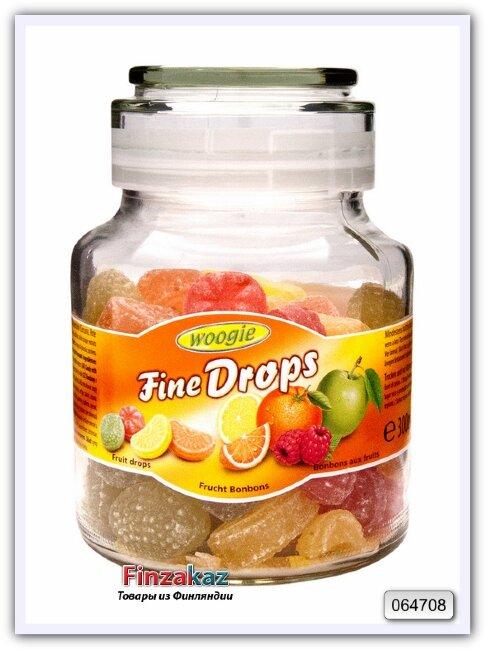 Конфеты с фруктовым вкусом Woogie 300 гр