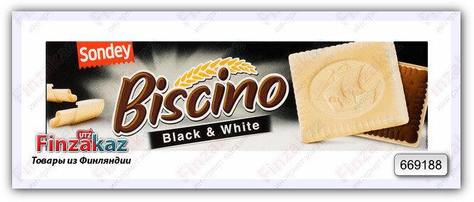 Печенье Sondey Black and white 120 гр