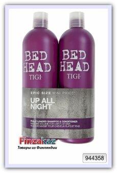 Шампунь и кондиционер для придания объема Bed Head Tigi 1,5 л