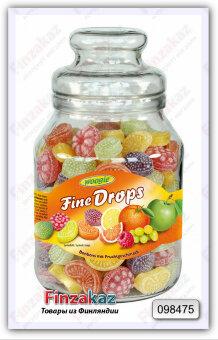 Конфеты с фруктовым вкусом Woogie 966 гр