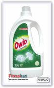 Гель для стирки цветных тканей Owio Color 1,5 л