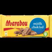 Шоколад Marabou Milk Chocolate (молочный) 200 гр