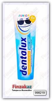 """Детская зубная паста Dentalux """"Junior"""" (сладкая мята) 100 мл"""