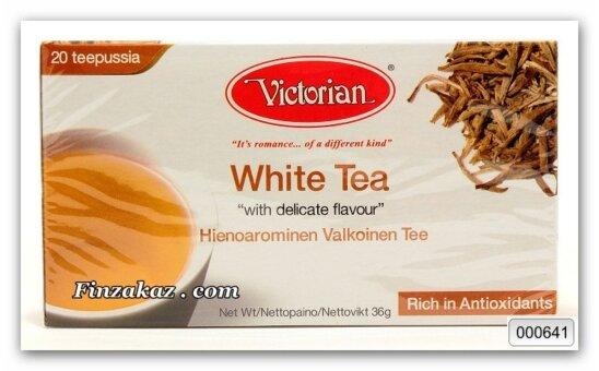 Чай Victorian (белый) 20 шт