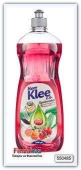 Средство для мытья посуды Herr Klee C. G. Silver Line (Гранат) 1 л