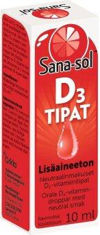 Витамин Sana-sol D3 tipat 10мл