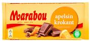 Шоколад Marabou  Apelsinkrokant (апельсин) 200 гр