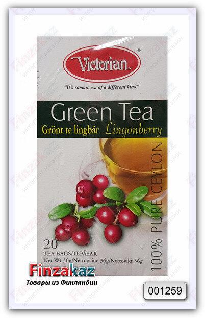 Чай Victorian ( брусничный ) 20 шт