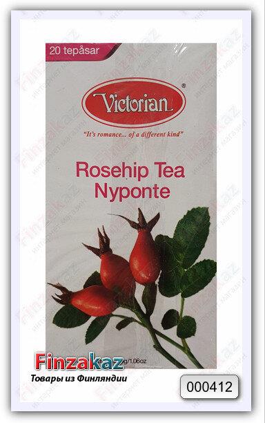Чай Victorian ( шиповник ) 20 шт