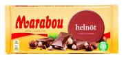 Шоколад Marabou Helnöt Suklaalevy hasselpähkin (цельных орех) 200 гр