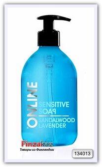 Жидкое мыло для рук с OnLine Premium Sandalwood Lavender (сандал - лаванда) 500 мл