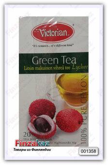 Чай Victorian (с ароматом личи) 20 шт