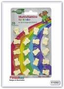 Мультивитамины для детей Mivolis Multivitamin Kinder 20 шт