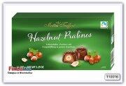 Шоколадные конфеты с цельным фундуком и начинкой из нуги,Maitre Truffout 150 гр