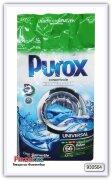 Бесфосфатный стиральный порошок универсальный Clovin Purox Universal 5,5 кг (66 стирок) для всех цветов, для ручной и автоматической стирки, без раздражений кожи, эффективное очищение в холодной воде, против накипи