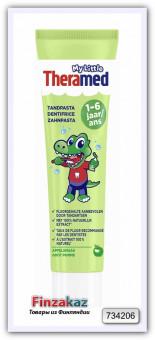 Детская зубная паста Theramed JUNIOR 1 + 6 Apple Toothpaste 50 мл