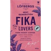 Кофе заварной Lofbergs Bryggkaffe Fika 450 гр