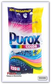 Бесфосфатный стиральный порошок для стирки Purox Color 10 кг