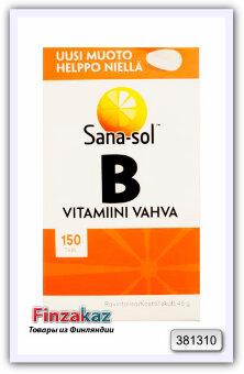 "Витамины группы ""B"" Sana-sol vahva 150 таб"
