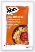 Чипсы X-tra Tortilla chips cheese (сыр) 450 гр