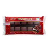 """Марципан Only """"Dominos"""" 125 гр"""
