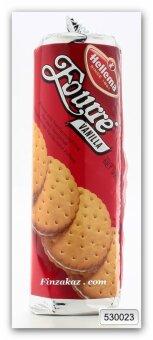 Печенье с кремовой начинкой со вкусом ванили Hellema 300 гр
