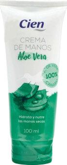 Крем для рук Cien Crema hand cream aloe vera 100 мл