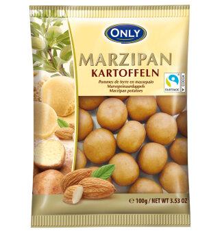 Марципановые шарики ONLY 100 гр