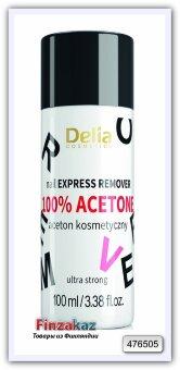 Жидкость для снятия лака Delia Cosmetics Ultra Strong Nail Express Remover 100 мл
