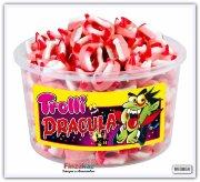"""Жевательные конфеты Trolli – """"Дракула"""" 1,200 кг (150 шт)"""