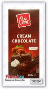 Шоколад Fin carre  (какао бобы) 200 гр