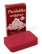 Финское натуральное мыло Puolukka saippua (клюква) 60 г