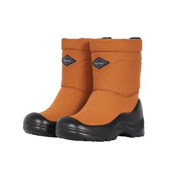 Валенки детские KUOMA Lumi  Poltettu oranssi / Burnt Orange