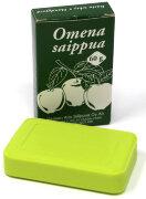 Финское натуральное мыло omena saippua (яблоко) 60 г