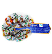 Конфеты шоколадные Снеговики ONLY 100 гр