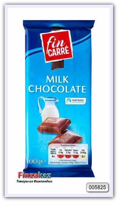 Шоколад Fin Carre (молочный) 100 гр