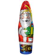 "Молочный шоколад ""Фигурка ""Santa Claus"""" Only Santa Claus milk chocolate 60 гр"